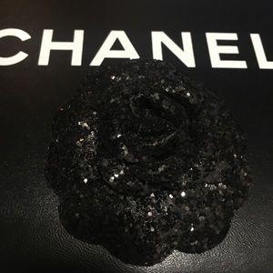 AUTHENTIC Chanel   Camellia Flower Sticker